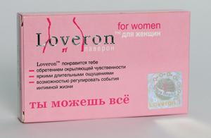 Loveron для женщин инструкция цена