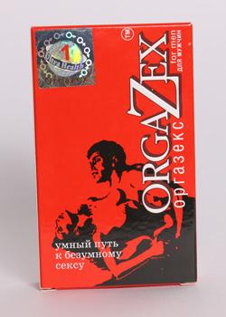 Orgazex инструкция